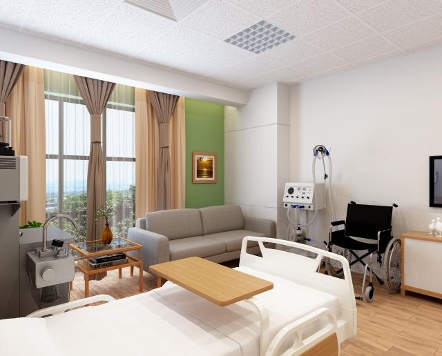 父の転院予定の病院と面談 療養型病院とリハビリ病院 急性期の病院