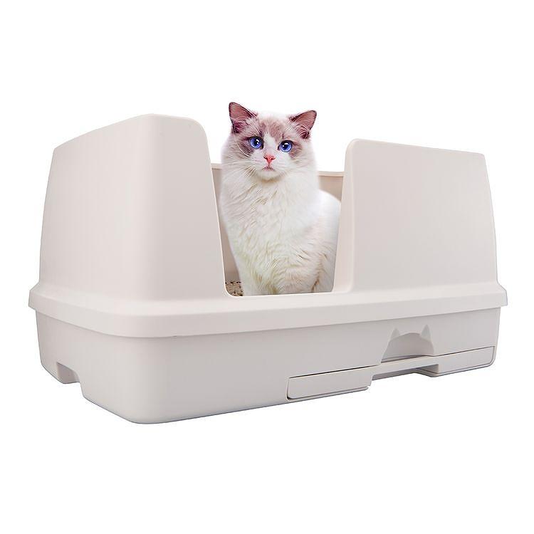 デオトイレを使ってみた 猫用システムトイレ検証2 ニャンとも清潔トイレとの違い